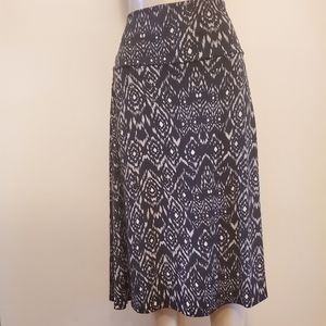 Lularoe Azure Skirt XL